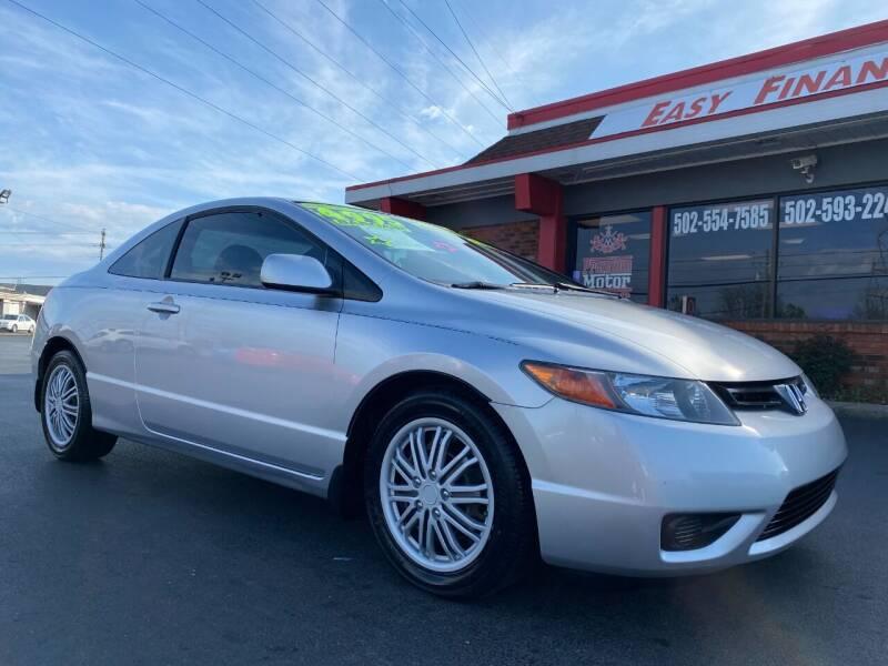2008 Honda Civic for sale at Premium Motors in Louisville KY