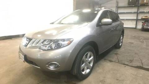 2010 Nissan Murano for sale at Victoria Auto Sales in Victoria MN