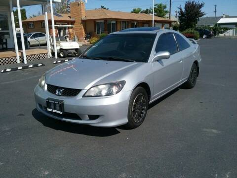 2005 Honda Civic for sale at True's Auto Plaza in Union Gap WA