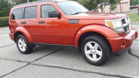 2007 Dodge Nitro for sale at Jan Auto Sales LLC in Parsippany NJ