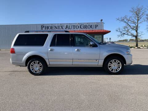 2012 Lincoln Navigator L for sale at PHOENIX AUTO GROUP in Belton TX