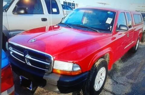 2004 Dodge Dakota for sale at BRETT SPAULDING SALES in Onawa IA