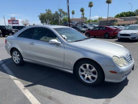 2004 Mercedes-Benz CLK for sale at Brown & Brown Wholesale in Mesa AZ