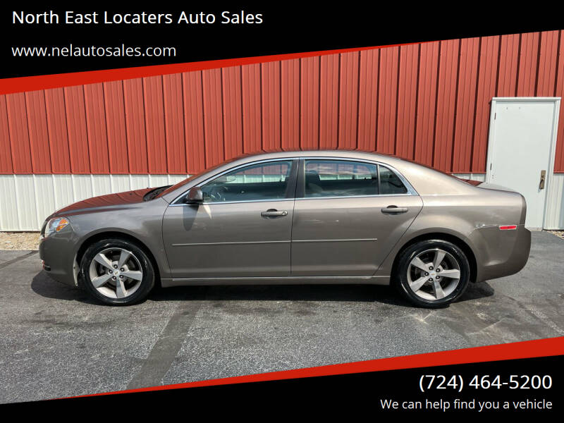 2011 Chevrolet Malibu for sale at North East Locaters Auto Sales in Indiana PA