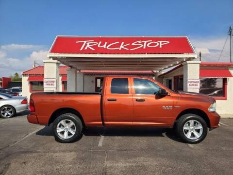 2013 RAM Ram Pickup 1500 for sale at TRUCK STOP INC in Tucson AZ