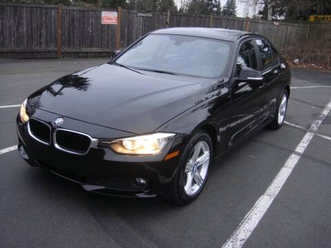 2014 BMW 3 Series for sale at Western Auto Brokers in Lynnwood WA