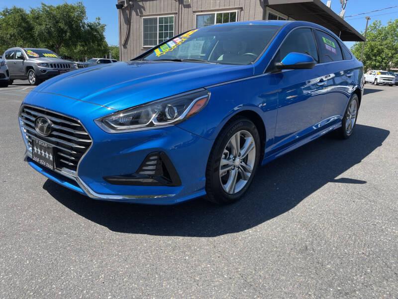 2018 Hyundai Sonata for sale at 5 Star Auto Sales in Modesto CA