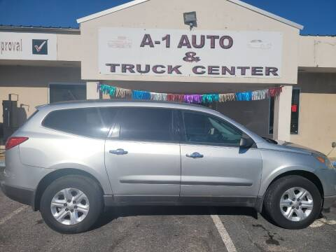 2009 Buick Enclave for sale at A-1 AUTO AND TRUCK CENTER in Memphis TN