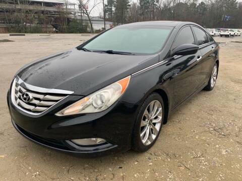 2011 Hyundai Sonata for sale at Hwy 80 Auto Sales in Savannah GA