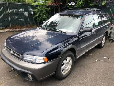 1996 Subaru Legacy for sale at Blue Line Auto Group in Portland OR