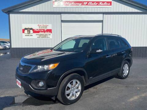 2012 Kia Sorento for sale at Highway 9 Auto Sales - Visit us at usnine.com in Ponca NE