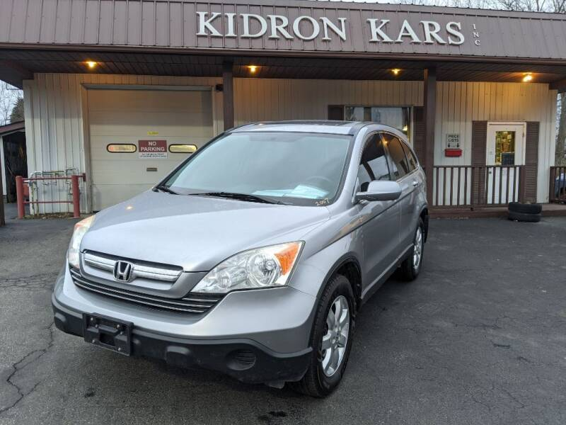 2007 Honda CR-V for sale at Kidron Kars INC in Orrville OH