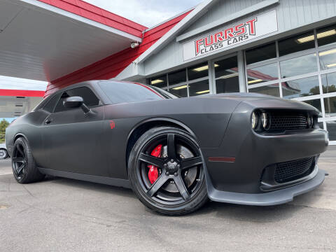 2017 Dodge Challenger for sale at Furrst Class Cars LLC in Charlotte NC