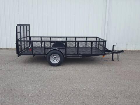 2020 CEN TEX 6X12 Tailgate for sale at Longhorn Motors in Belton TX