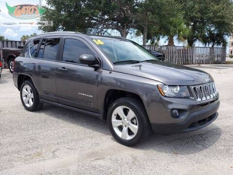 2016 Jeep Compass for sale at GATOR'S IMPORT SUPERSTORE in Melbourne FL