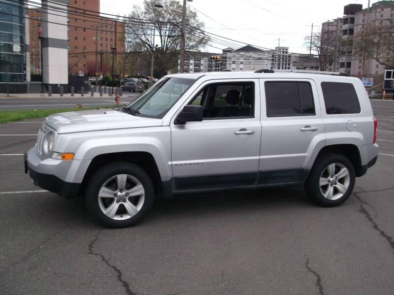 2011 Jeep Patriot for sale at Topchev Auto Sales in Elizabeth NJ