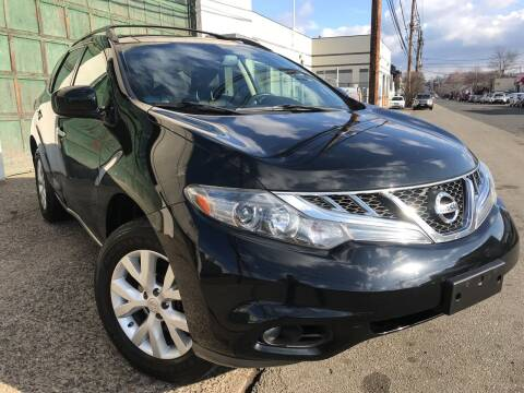 2012 Nissan Murano for sale at Illinois Auto Sales in Paterson NJ