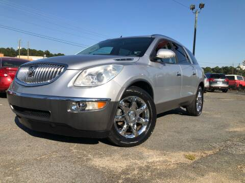 2010 Buick Enclave for sale at Atlas Auto Sales in Smyrna GA