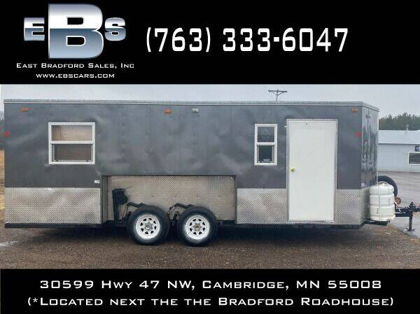 2010 Ice Castle Frame Fish House for sale at East Bradford Sales, Inc in Cambridge MN