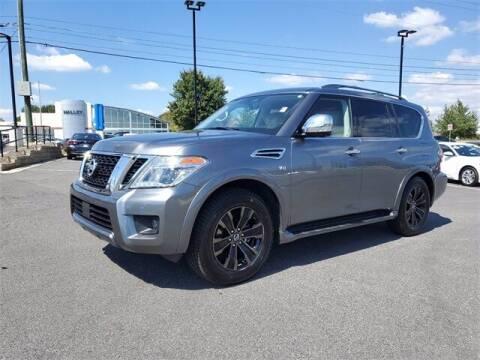 2019 Nissan Armada for sale at Southern Auto Solutions - Honda Carland in Marietta GA