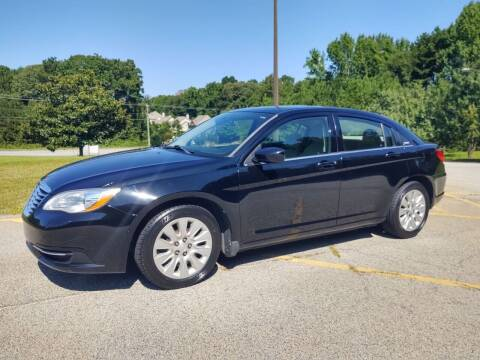 2011 Chrysler 200 for sale at WIGGLES AUTO SALES INC in Mableton GA