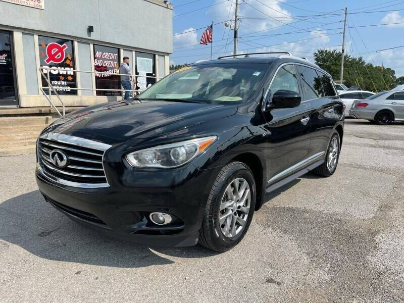 2015 Infiniti QX60 for sale at Bagwell Motors in Lowell AR