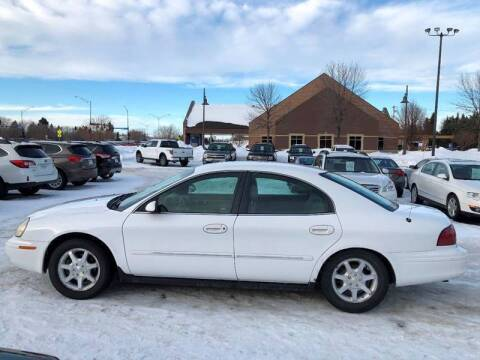 2001 Mercury Sable for sale at ROSSTEN AUTO SALES in Grand Forks ND