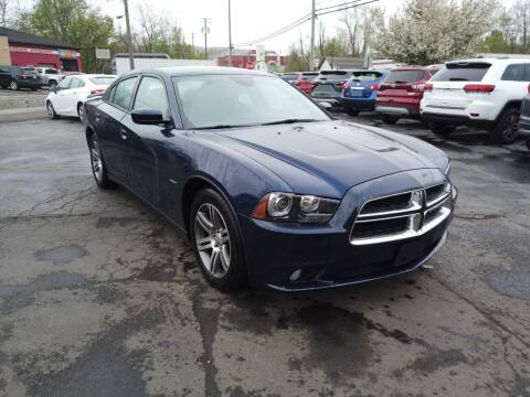 2014 Dodge Charger for sale at RS Motors in Falconer NY
