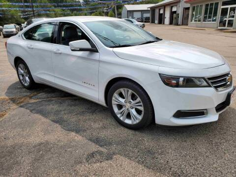 2014 Chevrolet Impala for sale at Extreme Auto Sales LLC. in Wautoma WI