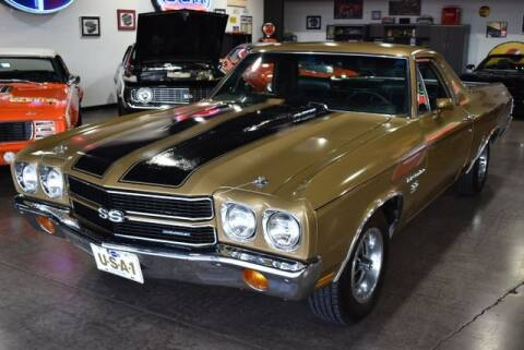 1970 Chevrolet Chevelle SS454 LS5 for sale at Choice Auto & Truck Sales in Payson AZ