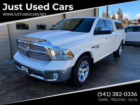 2015 RAM Ram Pickup 1500 for sale at Just Used Cars in Bend OR