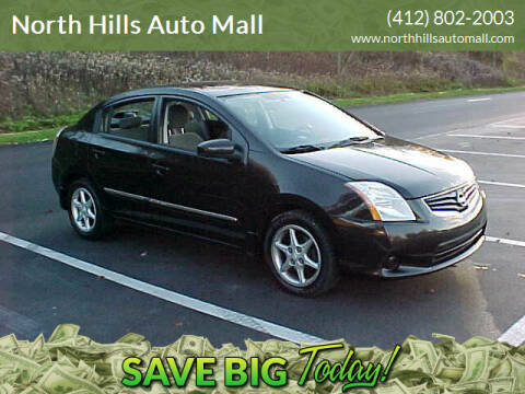 2010 Nissan Sentra for sale at North Hills Auto Mall in Pittsburgh PA