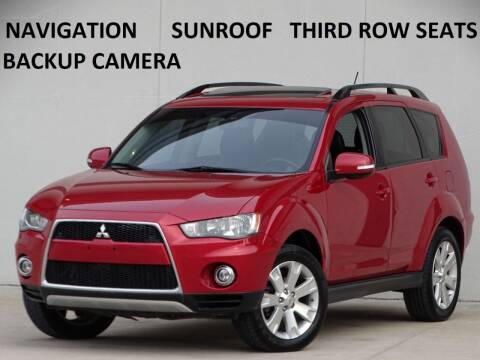 2012 Mitsubishi Outlander for sale at Chicago Motors Direct in Addison IL