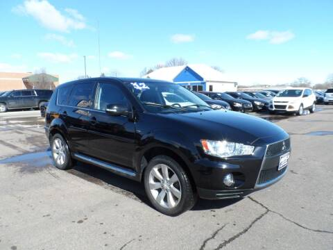 2012 Mitsubishi Outlander for sale at America Auto Inc in South Sioux City NE