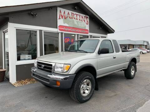 2000 Toyota Tacoma for sale at Martins Auto Sales in Shelbyville KY