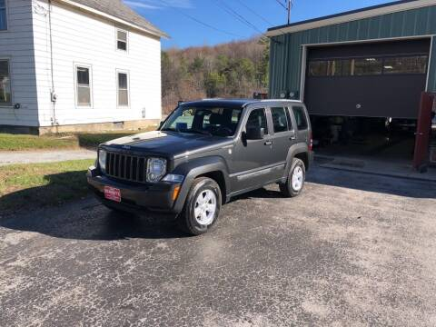 2011 Jeep Liberty for sale at DAN KEARNEY'S USED CARS in Center Rutland VT