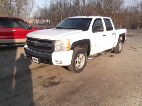 2007 Chevrolet Silverado 1500 for sale at Clucker's Auto in Westby WI