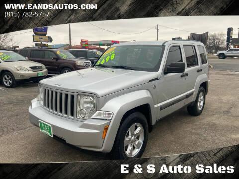 2011 Jeep Liberty for sale at E & S Auto Sales in Crest Hill IL