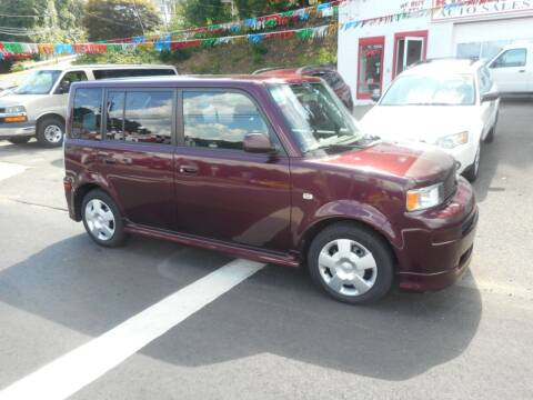 2005 Scion xB for sale at Ricciardi Auto Sales in Waterbury CT