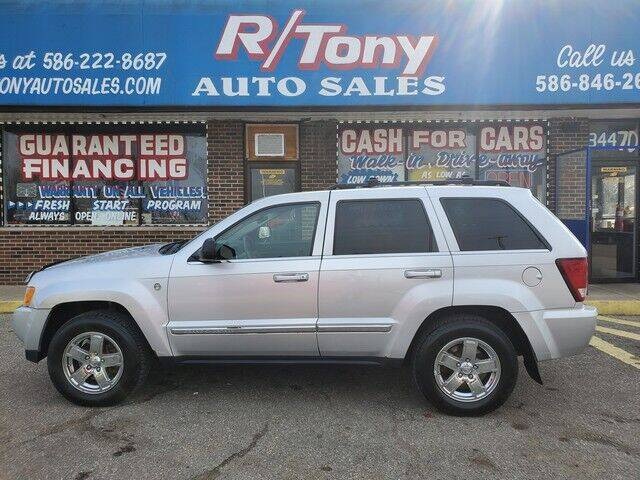 2006 Jeep Grand Cherokee for sale at R Tony Auto Sales in Clinton Township MI