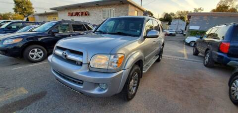 2006 Toyota Sequoia for sale at MFT Auction in Lodi NJ