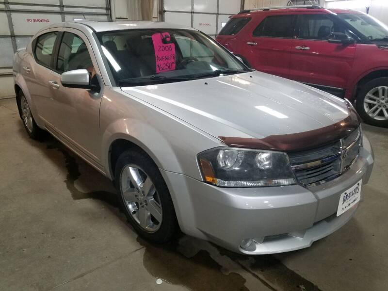 2008 Dodge Avenger for sale at Draxler's Service, Inc. in Hewitt WI