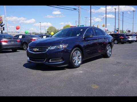 2017 Chevrolet Impala for sale at Autowest of Plainwell in Plainwell MI