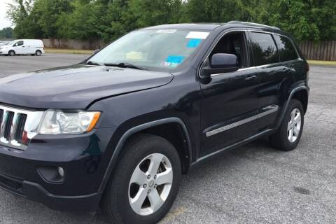 2011 Jeep Grand Cherokee for sale at TRANS P in East Windsor CT