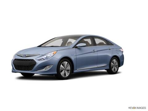 2013 Hyundai Sonata Hybrid for sale at CHAPARRAL USED CARS in Piney Flats TN