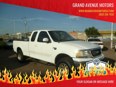 2001 Ford F-150 for sale at Grand Avenue Motors in Phoenix AZ