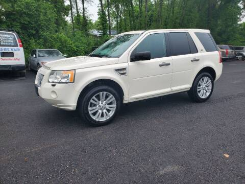 2009 Land Rover LR2 for sale at AFFORDABLE IMPORTS in New Hampton NY