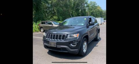 2016 Jeep Grand Cherokee for sale at QUALITY AUTOS in Newfoundland NJ