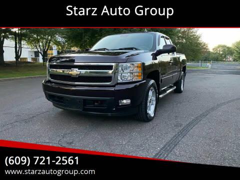 2008 Chevrolet Silverado 1500 for sale at Starz Auto Group in Delran NJ