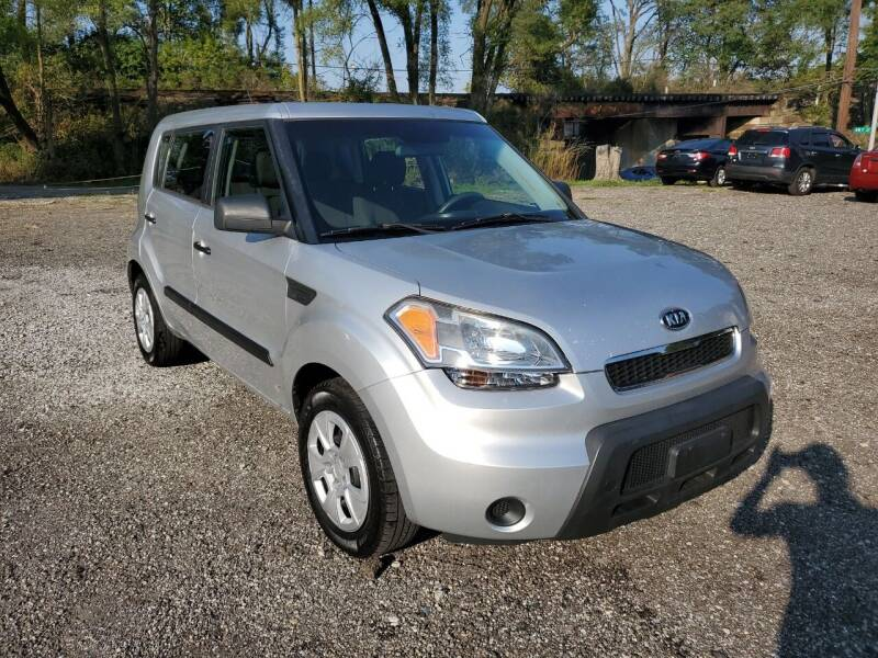 2011 Kia Soul for sale at Johnsons Car Sales in Richmond IN